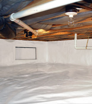 crawl space repair system in Statesboro