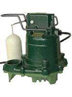 cast-iron zoeller sump pump systems available in Fort Stewart, Georgia and South Carolina