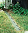 gutter drain extension installed in Bonaire, Georgia and South Carolina